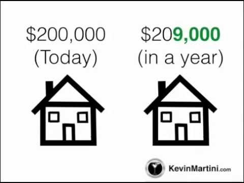 should I wait to save a larger down payment?