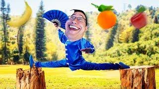 THE GREATEST NINJA EVER | FruitNinjaVR