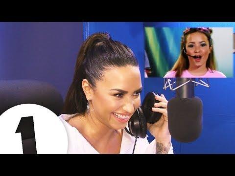 Can Demi Lovato remember her own lyrics?