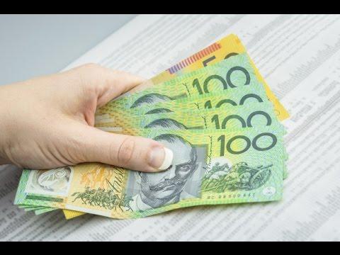 Quick Cash  - Powerful 5mins Money Visualization with Binaural Beats *Australian Dollars* MUST SEE