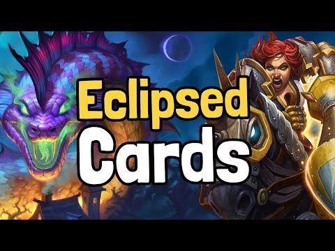5 Cards Eclipsed by The Witchwood - Hearthstone