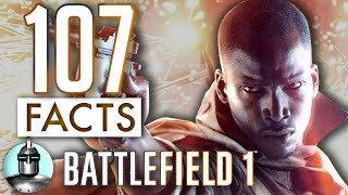 107 Battlefield 1 Facts You Should Know | Ft. The Jovenshire | The Leaderboard