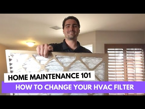 How To Replace HVAC Filters