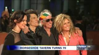 Video: Horseshoe Tavern marks 70 years of live music