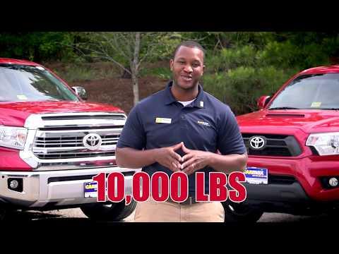 Toyota Tundra vs Toyota Tacoma