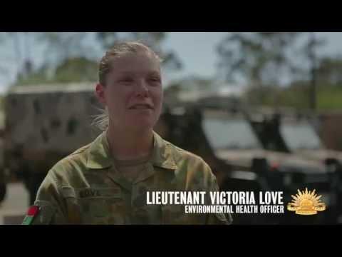 Army - Environmental Health Officer