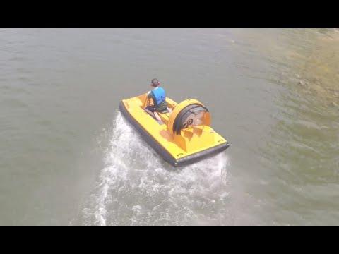 Fast Homemade Hovercraft