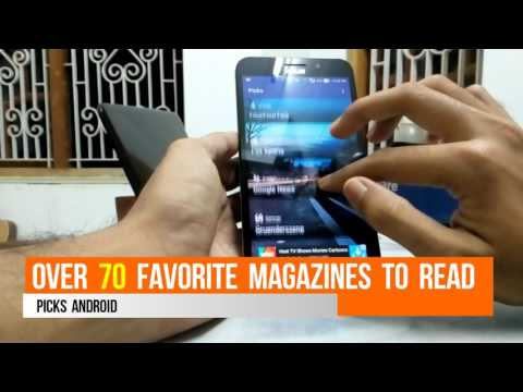 Read magazines & newspapers for FREE | Picks - Android App