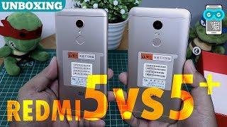 Unboxing Xiaomi Redmi 5 Indonesia, Apa Bedanya dengan Redmi 5 Plus?