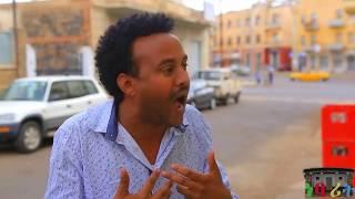 HDMONA New Eritrean Comedy 2017 : ሽሩጥ ብ ዳኒኤል ተስፋገርግሽ (ጂጂ)  ShruT by Daniel  (jiji)
