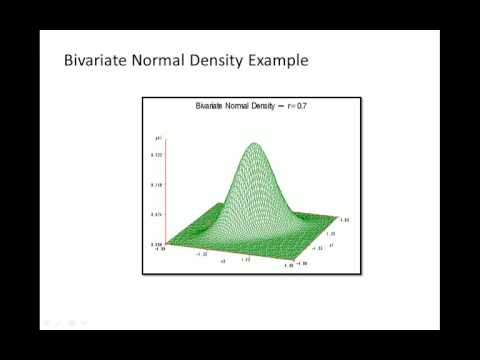 Bivariate Normal Distribution - Conditional Expectation