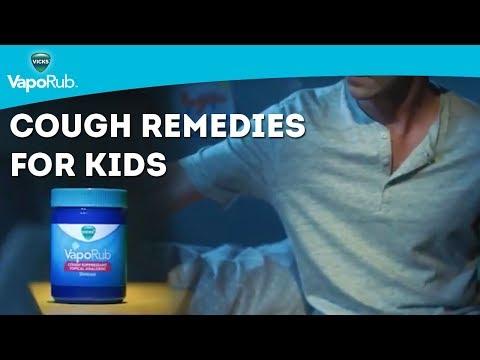 Cough Remedies For Kids | Vicks VapoRub Cough Relief