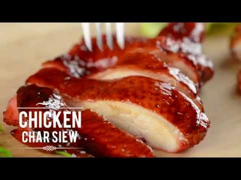Roast: Chicken Char Siew | Cubie Oven | Panasonic Cooking Recipe