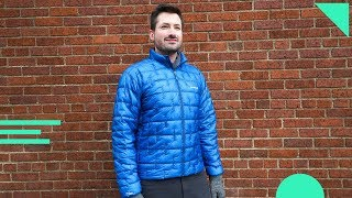 Download Montbell Plasma 1000 Down Jacket Review   Ultralight Men's Jacket For One Bag Travel & Packing Light Video