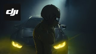DJI - Night Moves: A Short Film with BMW Motorsport