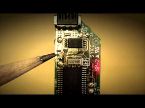 PSP Tutorial: Reversible Pandora's Battery
