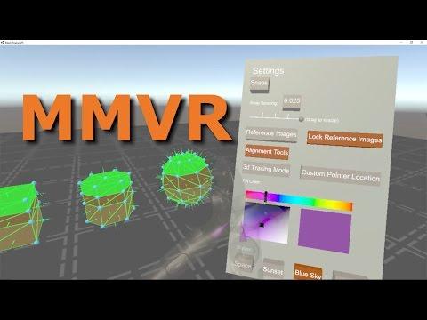 Mesh Maker VR - UX Improvements