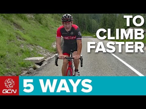 5 Tips To Climb Faster Without Being Fitter | GCN 's Pro Tips