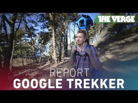 On the ground with Google Street View