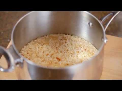 LEARN TO MAKE Rice Pilaf