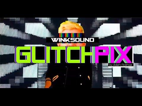 FRESH! WinkSound GlitchPIX - New Max For Live Video Device | Apps.WinkSound.com
