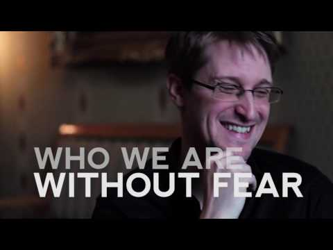 Write for Rights 2016 | Edward Snowden