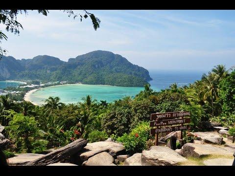 Thailand trip 2015 GOPRO - Koh Samui, Koh Phangan, Krabi (Ao Nang)