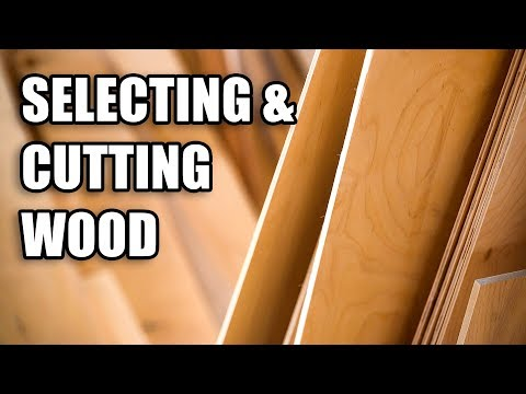 Selecting & Cutting Wood on a Budget: Money Saving Hacks for Woodworking Part 5