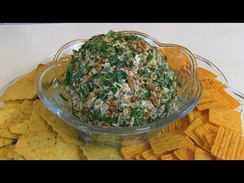 Betty's Appetizer Salmon Ball