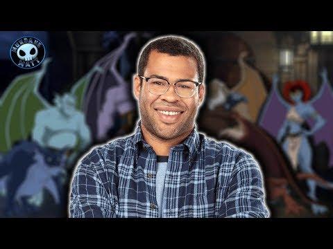Disney denied Jordan Peele's GARGOYLES movie pitch