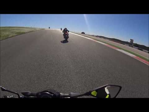 2017 KAWASAKI Z900 | FIRST TRACK DAY PORTIMAO (PORTUGAL)