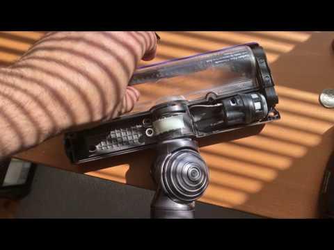 Dyson DC59 Floor attachment motor repair