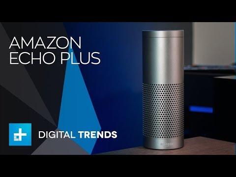 Amazon Echo Plus - Hands On Review