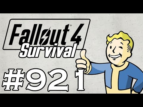 Let's Play Fallout 4 - [SURVIVAL - NO FAST TRAVEL] - Part 921 - Mind Wipe