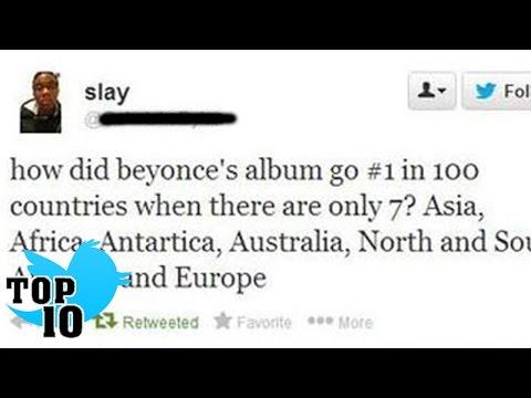 Top 10 Dumb Tweets Part 12