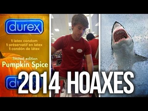 6 Hoaxes People Actually Fell For This Year