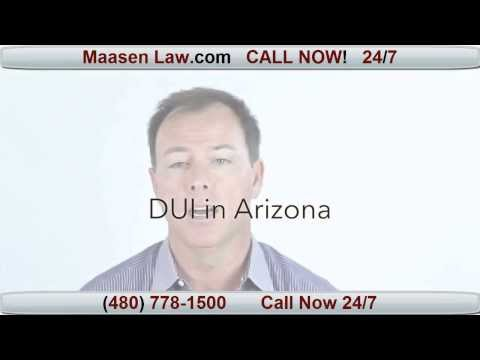 Chandler DUI Lawyer - Choosing the Best DUI Attorney in Chandler Arizona