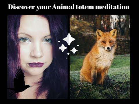 Discover your totem animal with guided meditation