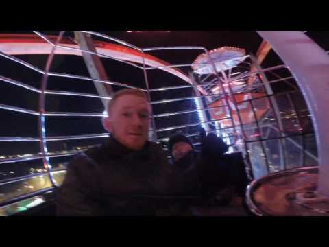 Cardiff Winter Wonderland 2016 Ferris Wheel