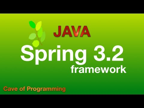 Spring Tutorial 4 - Using Maven on the Command Line