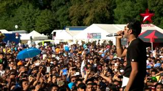 Gippy Grewal performing at Sandwell & Birmingham Mela 2014