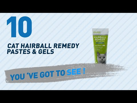 Top 10 Cat Hairball Remedy Pastes & Gels // Pets Lover Channel Presents: