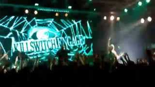 My Last Serenade by Killswitch Engage (Shanghai)