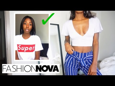 SPRING IS HERE! $200 FASHION NOVA TRY ON HAUL!
