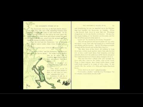 The Wonderful Wizard of Oz - L Frank Baum - Chapter 19