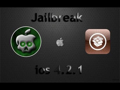 |FR| Jailbreak untethered du 4.2.1 pour iTouch 2G/3G/4G, iPhone 3GS/4 et iPad avec Greenpois0n RC6 !