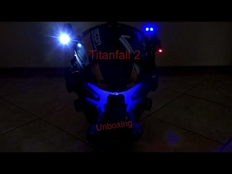 Titanfall 2 Vanguard Collector's Edition Unboxing