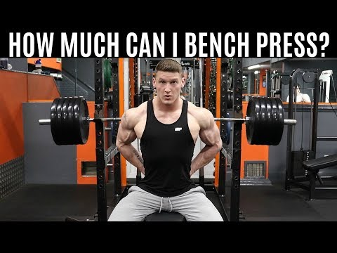 TESTING MY BENCH PRESS 1RM | How to Increase Your Bench Press