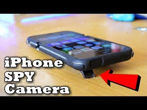 How To Make: iPhone Spy Camera - Lifehack!