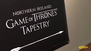 Dermot & Dave Game of Thrones Tapestry
